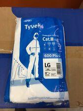 Tuta Tyvek Dupont Cat3 Taglia L tipo 3/4/5