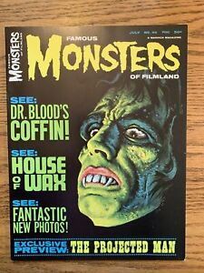 Famous Monsters of Filmland #45 VF- WARREN PUBLISHING