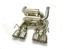 OBX Exhaust Cat Back For 2005 2006 2007 2008 Chevy Corvette C6 6.0L 6.2L AT/MT