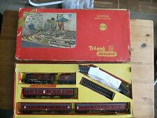Tri-ang RS.22 Princess Royal Sleeper set, Loco, Carriages, Track , boxed