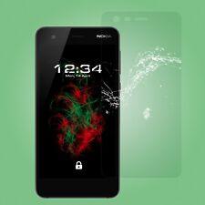 Cristal Lámina Protectora Transparente - Nokia 2 Verre de Pantalla Móvil 9H