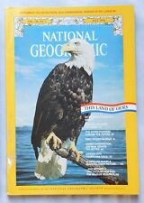 1976 National Geographic: United States This Land of Ours George Washington
