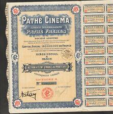 PATHE CINEMA (I)