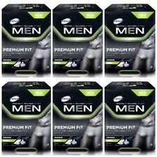 TENA Men Premium FIT INTIMO PROTEZIONE livello 4 Large X48 - 6 pacchi di 8 Pantaloni