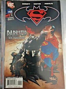 Superman/Batman #42  2008 Darkseid Victorious   DC Comics