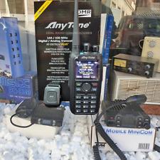 AnyTone AT-D878UV Dualband PLUS BLUETOOTH DMR/FM, APRS, GPS, BIBANDA, UHF/VHF