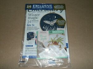 LOVE EMBROIDERY MAGAZINE BRAND NEW & SEALED ISSUE No 8
