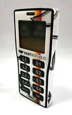 Kart République Style Gel Face Full Wrap Autocollant Kit-UNIPRO Chronomètre-Karting