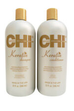 CHI Keratin Duo Shampoo & Conditioner Set 32 OZ