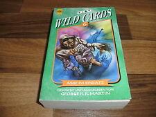WILD CARDS  # 6 -- ASSE im EINSATZ // Heyne SF 5606 Erstausgabe 1997
