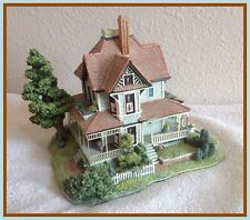 Lilliput Lane Afternoon Tea Limited Edition 860 of 1,995 Retired 1996