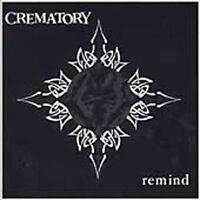 Remind - Crematory - CD 2001-07-24