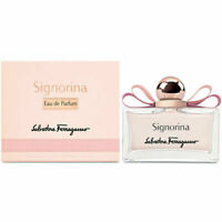 SIGNORINA by Salvatore Ferragamo Eau de Parfum 1.7 fl oz 50 ml  NEW SEALED BOX