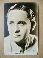 Film Actors Postcard- ROBERT WILLIAMS ''No.2, Film Weekly, London''