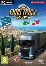 Euro Truck 2 Simulator : Italy PC