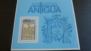 ANTIGUA 1979 SG MS611 EASTER MNH (N)