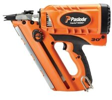 Paslode im350+ impulsions 1st Fix gaz Framing Nailer 6 V 2 x 1.2ah Ni-Cd