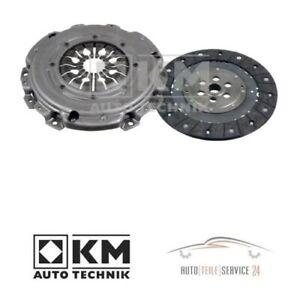 KM Germany Kupplungssatz Kupplung 241mm für Mazda 3 Volvo Ford C-Max 1.6 TDCi