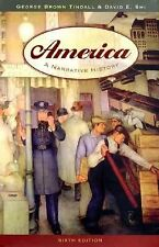 America: A Narrative History, Full Sixth Edition, One-Volume Edition-ExLibrary