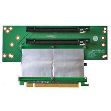 ARC2-733-2X16C7 2U Dual Slot PCI-E X16 Flexible 7cm Ribbon Riser Card