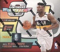 2019/20 Panini NBA Contenders Optic Tmall Basketball Box Random Team Break #1