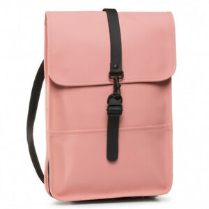 Rains Unisex Mini 1280 Backpack Coral Pink
