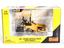 NEW IN BOX 1:50 Norscot Caterpillar AP600D Paver with Canopy 55260