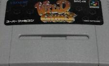 SFC WILD GUNS SNES Japan Nintendo jp