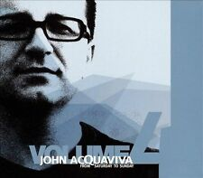 John Acquaviva - From Saturday to Sunday, Vol. 4 (2 CD) NEW SEALED