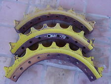 CAT Caterpillar Dozer Tracks Sprocket Teeth Tooth Segments 234-1482 1483 & 1484