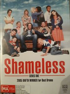 Shameless Series One DVD