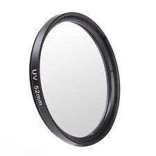 Universal 52mm Neblina Filtro UV Objetivo PROTECTOR Ultra-Violeta para DSLR / DC