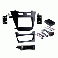 99-2022B Aftermarket Car Stereo Single Double Din Radio Install Dash Kit & Wires