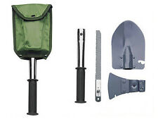 Klappspaten Axt Beil Säge Camping Werkzeug Survivaltool