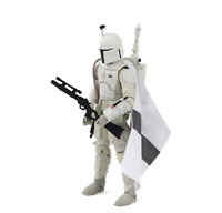 Star Wars Clone Trooper Series Black Mandolorian 6'' Action Figure Fett No Box