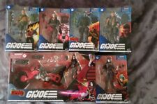 Gi joe classified figures. Baroness, Beachhead And More.