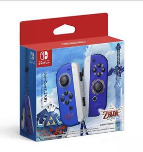 Nintendo Switch Joy-Con L/R ✨NEW✨The Legend of Zelda: Skyward Sword HD Edition