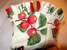 Longaberger Basket  LITTLE / SMALL GATEHOUSE LINER - Fruit Medley #2027130 - NEW