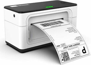 MUNBYN Thermal Shipping Label Printer- 4x6 Mail Postage Label Marker OPEN BOX
