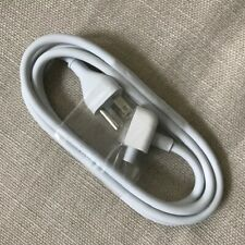 Apple Mac Macbook Power Adapter Charger 6' Extension Cord. New, Unused, Wrapped