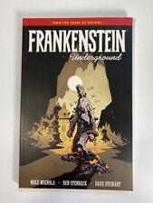 Frankenstein Underground Darkl Horse 2015
