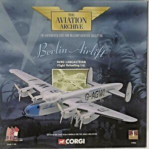 Corgi Aviation 47403 Avro Lancaster Flight Refuelling Ltd 1/144