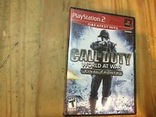 Call of Duty: World at War -- Final Fronts Greatest Hits Sony PlayStation 2