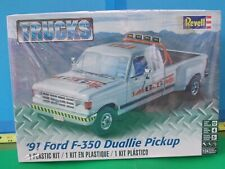Monogram* Revell*1/24 scale*91 Ford F-350 Duallie pickup truck parts kit