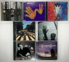 Paul McCartney 7 Cds Chaos and Creation in the Backyard Wingspan Tug Of War Live