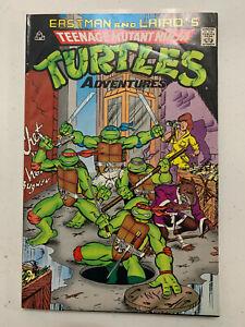 Teenage Mutant Ninja Turtles Adventures 1988 4TH PRINTING FN/VF