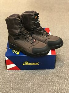 THOROGOOD 864-4101 INSULATED & WATERPROOF BOOTS  MADE IN THE USA   size 7.5 W