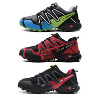 Men's Hiking Shoes Outdoor Trekking Climbing Running Sports Athletic Sneakers
