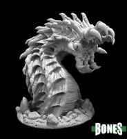 Reaper Miniatures - 77579 - Goremaw, Great Worm - Bones DHL