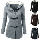 Women''s Ladies Warm Coats Hooded Jackets Winter Outwear Long Parka Overcoat